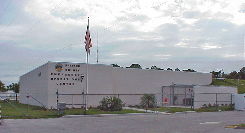 Brevard County Emergency Operations Center