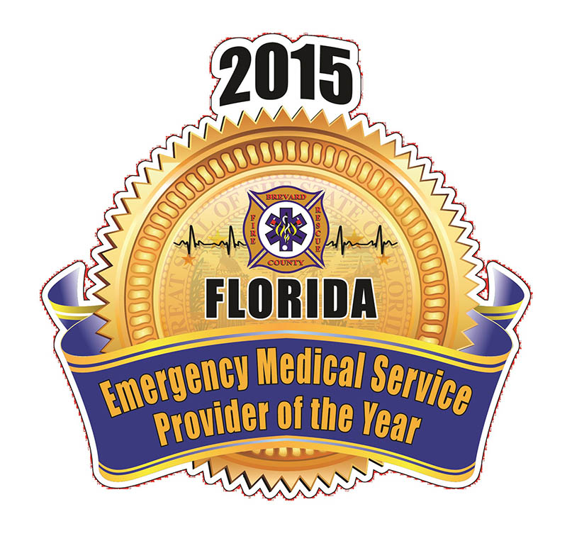 2015 Florida Emergency Medical Services Provider of the Year