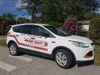 Brevard County Fire Rescue Community Healthcare Services car.
