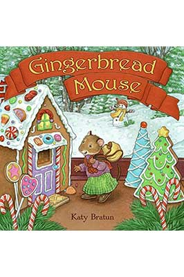 Gingerbread Mouse Book Cover