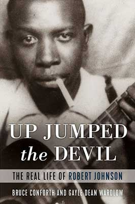 Up Jumped The Devil Book Cover